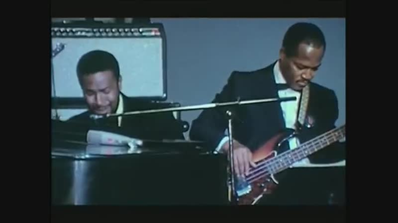James Jamerson Clips of Whats Going On