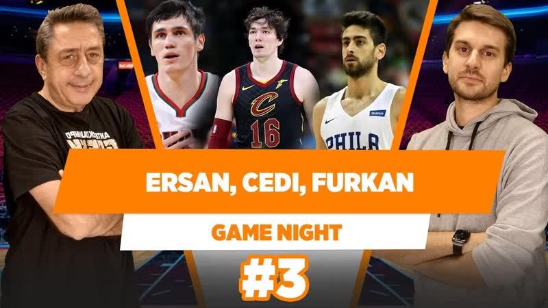 Ersan, Furkan ve Cedi-nin ilk çeyrek karneleri! - Murat Murathanoğlu Sinan Aras - Game Night 3