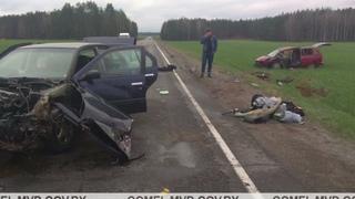 На автодороге «Бобруйск-Мозырь-гр.Украины» 19-летний водитель не справился с управлением