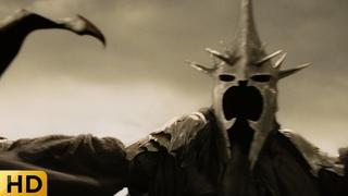 Эовин убивает Назгула. Властелин колец: Возвращение короля.