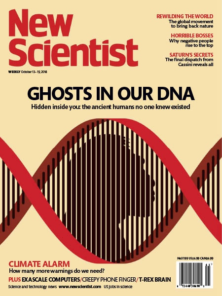 New Scientist 2018 13 10
