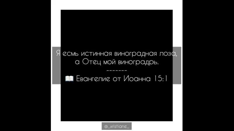 Евангелие от Иоанна 15:2