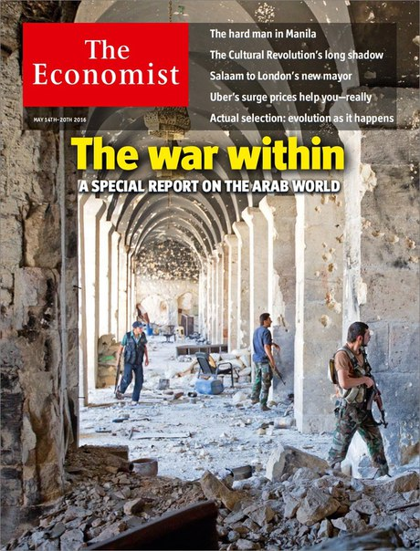 The Economist – May 14TH-20TH 2016