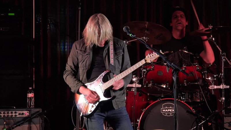 Andy Timmons Super 70 BMP X JAMM at NAMM 2017