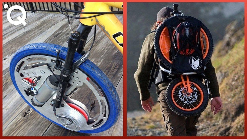 New Bike Inventions That Are At Another Level ▶8