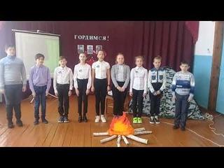 Музыкальный фестиваль патриотической песни. 5 класс
