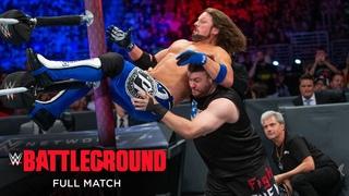 FULL MATCH - AJ Styles vs. Kevin Owens - U.S. Title Match: WWE Battleground 2017