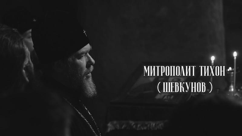 Митрополит Тихон Шевкунов Жить по воле Божией