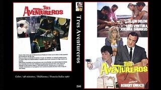 Los aventureros (Tres aventureros) *1967*