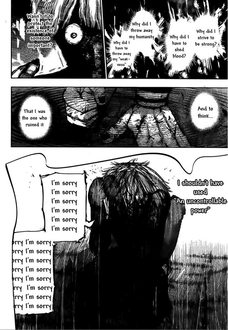 Tokyo Ghoul, Vol. 11 Chapter 107 Fissure, image #5