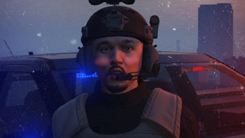 Пошлое задержание полицейские будни в GTA 5 RP Majestic RP