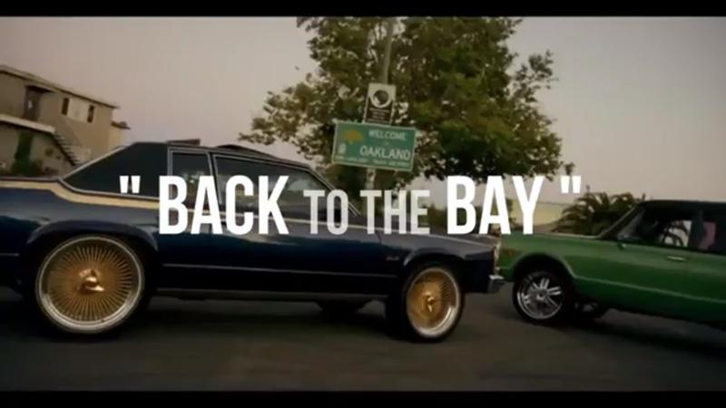 Back To The Bay ft Yo Gotti YG Drake G Eazy E 40 Tyga P Lo YBN Nahmir OFFICIAL MUSIC VIDEO