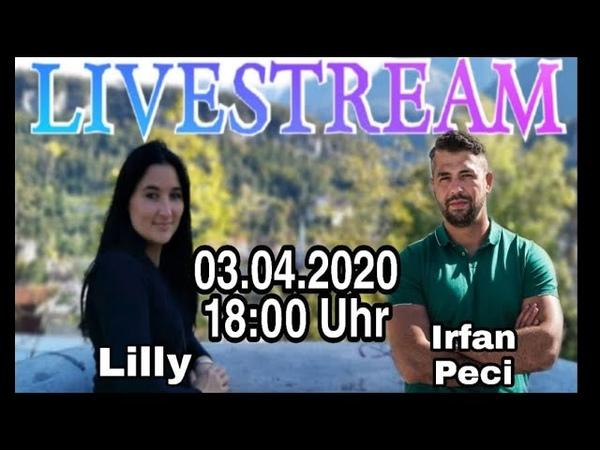 Lilly's Patrioten Talk zu Gast Irfan Peci