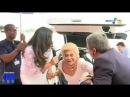 Gafe Daniela Albuquerque chama Hebe de sebosa RedeTV 2011