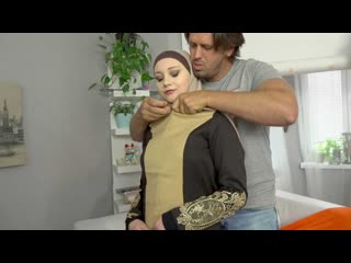 SexWithMuslims - A Muslim cleaning lady was punished for failing to complete the task / Marilyn Sugar