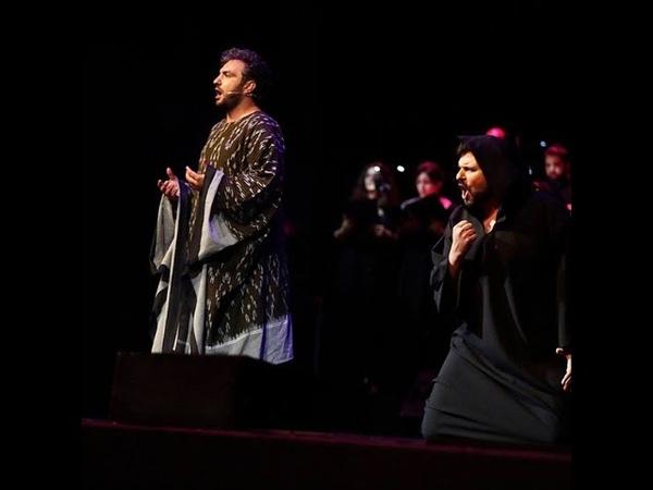 "AMEN Musical Drama act 3 Eternal Light"" HOVHANNES AYVAZYAN BERJ KARAZIAN"