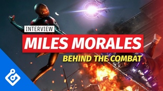 Behind the Combat & Venom Powers in Marvel's Spider-Man: Miles Morales (INTERVIEW)