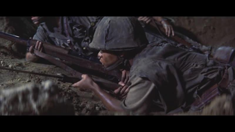 Юнги специального назначения (1972) Самоубийственная атака японцев