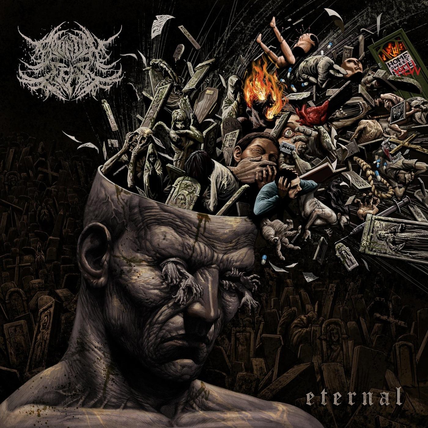 Bound in Fear - Eternal [EP] (2021)