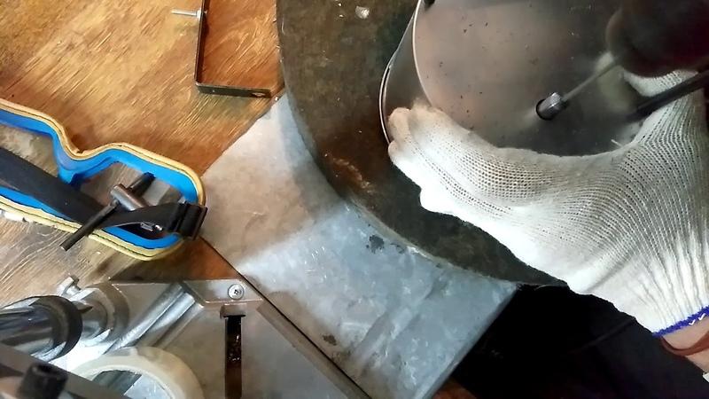 Как расточить тигель для плавки свинца lee pro 4 20
