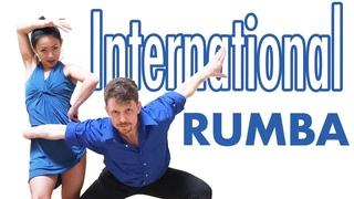 International RUMBA - Choreography by Tytus & LiWen   Dance Insanity