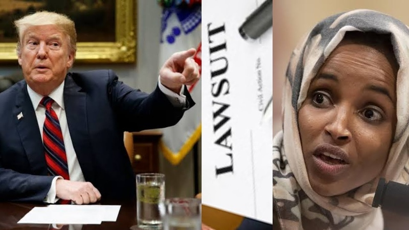 GAME OVER FINALLY! FINAL VERDICT TO KICK ILHAN OMAR OUT OF CONGRESS APPROVED BY PRESIDENT TRUMP