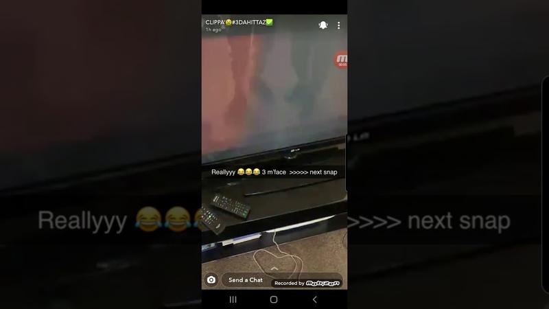 M20 M Face Caught Lacking By BGod/Lil D BSIDE