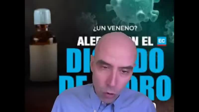 DIÓXIDO DE CLORO EL PLAN PARA QUE NO SALGA A LA LUZ INFORME AFI