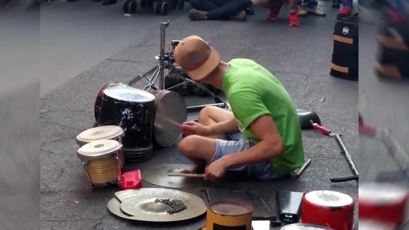 DAMAT Удивительный ударник Techno Street ть 1 из 2 720p mp4