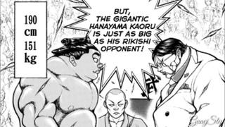 Hanayama VS Shachihoko (Full Fight)