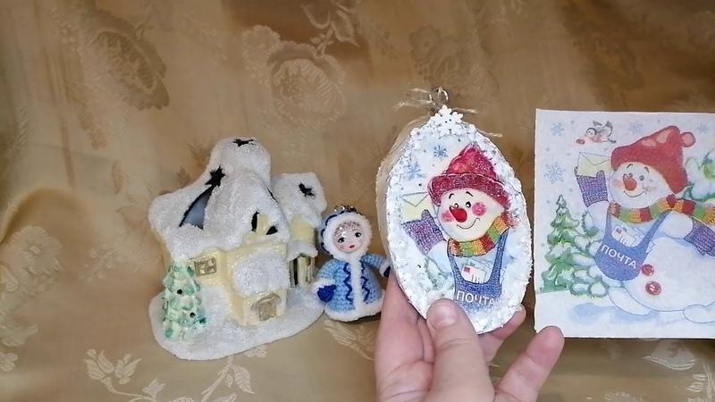 Матрешка декорирование игрушек