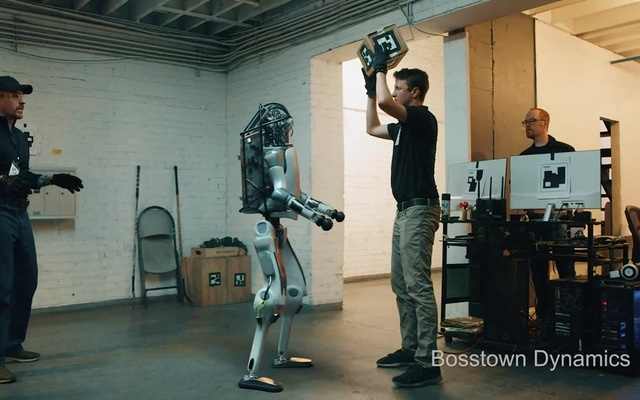 Boston Dynamics It is time to stop · coub коуб