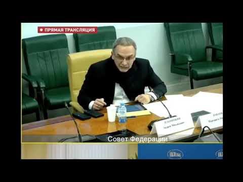 ГЕНЕРАЛ Ильиницкий в СФ члeну ЕР Климову Почему БРИТАНЦЕВ запускаем УПРАВЛЯТЬ важными проектами