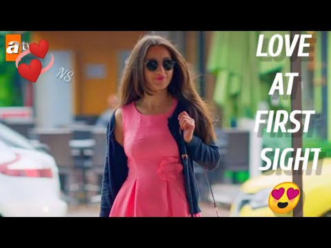 😍 Love At First Sight | New Love WhatsApp Status | New boys Attitude Status !APNA TIME AAYEGA NS