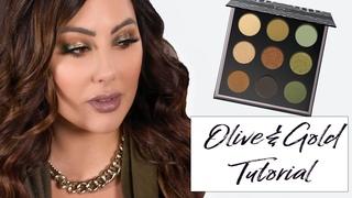 Olive Green Fall Makeup   | Makeup Geek