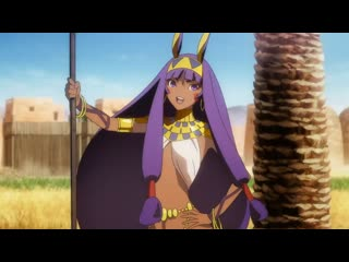 Трейлер Fate/Grand Order: Shinsei Entaku Ryouiki Camelot