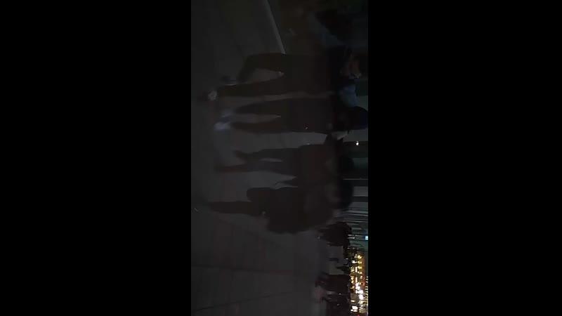 грязные пидоры танцуют