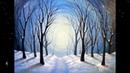 Тихие стихи Голубое февраль