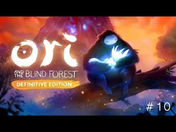 Ori and the blind forest 10 Получили Печать Гумон