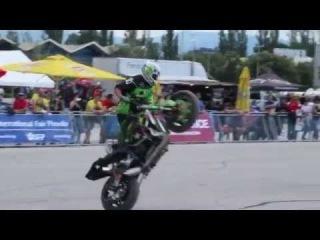 Spain to Bulgaria stunt contest // Jon Peña // Juanan del Fresno // Edu Rodriguez // Cuadrado Stunt
