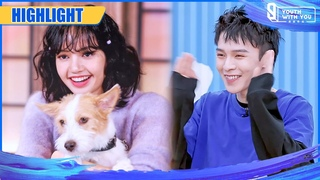 Clip: LISA Gives Krystian Some Useful Advices Of Better Dance Show | Youth With You S3 EP15 | 青春有你3