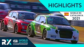 Euro RX3 FInal Highlights - World RX of Catalunya 2021