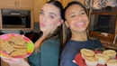 VLOGMAS DAY 1 baking with Kendall | Nia Sioux