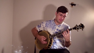 'All of Me' played on Solo Tenor Banjo (CGDA Tuning) by Jack Ray