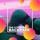 TAG, Pitbull - Backpack