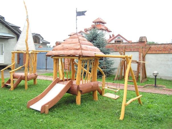Идеи для детских площадок Азбука_цветовода_идеи