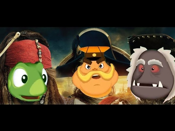 Пираты Карибского моря Deadpool Fanie