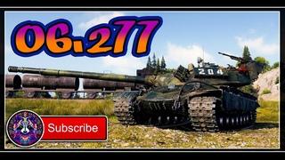 ДИНАМИКА И БРОНЯ. ОБЪЕКТ 277 легкий нагиб в рандоме. World Of Tanks.