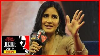 Katrina Kaif On Bharat, Zero, Marriage/Relationships, Industry & More   #ConclaveMumbai19