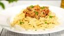 Паста БОЛОНЬЕЗЕ ☆ Как приготовить Соус Болоньезе ☆ Итальянская Кухня